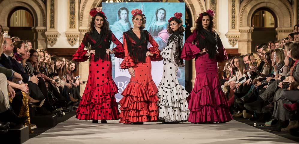 Fabiola - We love Flamenco 2018 - Moda Flamenca - Trajes de Flamenca