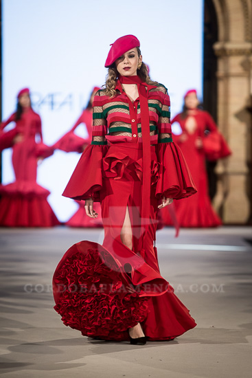 Rafa Valverde - We love Flamenco 2018 - Moda Flamenca - Trajes de Flamenca