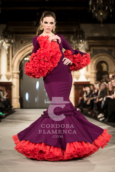Ventura - We love Flamenco 2018 - Trajes de Flamenca 2018 - Moda Flamenca 2018