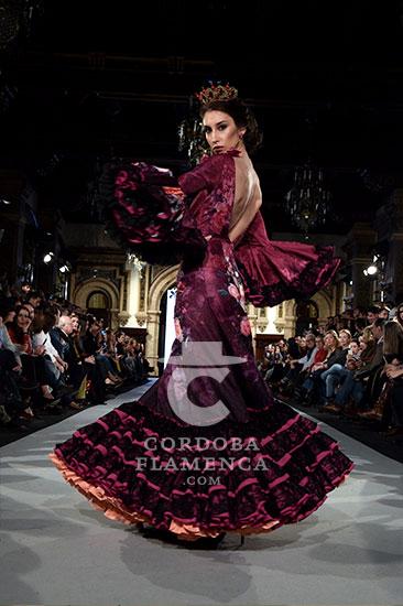 Rosa Pedroche - We love Flamenco 2018 - Trajes de Flamenca 2018 - Moda Flamenca 2018
