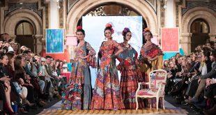 Nueva colección de trajes de flamenca de la firma Flamenca Pol Nüñez.