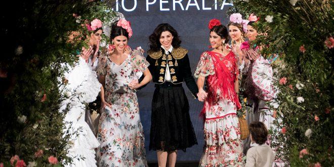 Rocío Peralta presenta su nueva colección de trajes de flamenca en We love  Flamenco 2018. 9389750efb7