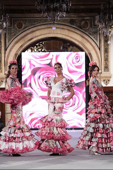 We love Flamenco 2018 - Santana Diseños - Moda Flamenca - Trajes de Flamenca