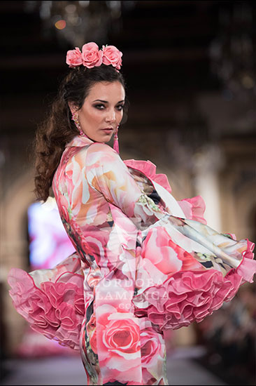 We love Flamenco 2018 - Santana Diseños - Moda Flamenca - Trajes de Flamenca