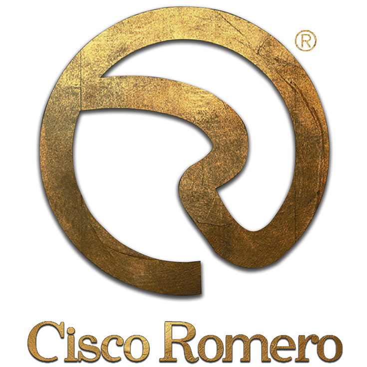 Pendientes de Flamenca- Cisco Romero - Joyería - Pendientes de Oro - Pendiente de lujo - Pendientes de Plata