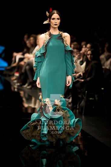 Simof 218 - Alex de la Huerta - Moda Flamenca -Trajes de Flamenca
