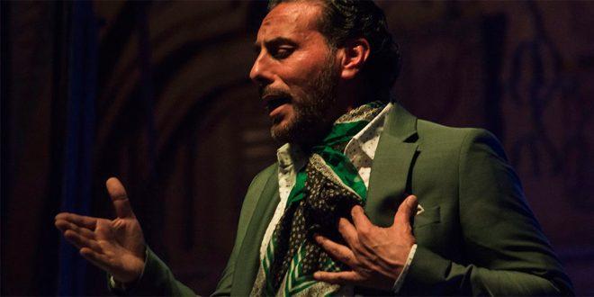 Pedro El Granaíno - Flamenco - Cantaor - Cante - Flamenco en Cordoba - Noche Blanca del Flamenco