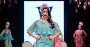 Pasarela Flamenca de Jerez 2018 - Ángeles Verano - A Mi Manera - Trajes de Flamenca - Moda Flamenca 2018 -