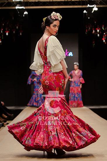 Pasarela Flamenca de Jerez 2018 - Flamenka - Trajes de Flamenca 2018 - Moda Flamenca 2018