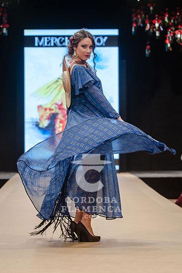 Pasarela Flamenca de Jerez 2018 - Merche Moy - Trajes de Flamenca 2018 - Moda Flamenca 2018