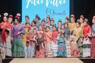 Pasarela Flamenca de Jerez 2018 - Pilar Villar . El Arconcito - Trajes de flamenca - Moda Flamenca