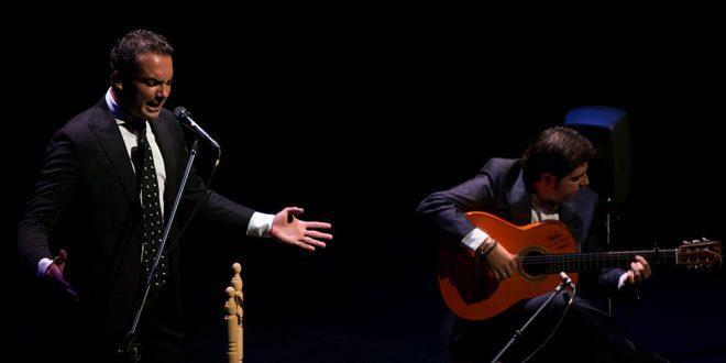 ´Jesús Méndez - Conciertos Sentidos - Flamenco en Córdoba - Iglesia de la Magdalena