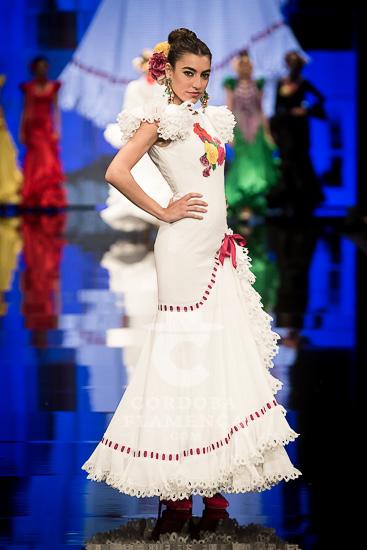 Simof 2018 - Pilar Vera - Trajes de Flamenca - Moda Flamenca