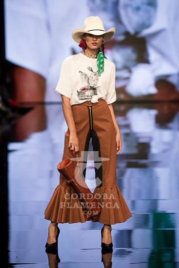 Simof 2018 - José Raposo - Trajes de Flamenca - Moda Flamenca 2018 - Tendencias de Moda Flamenca 2018