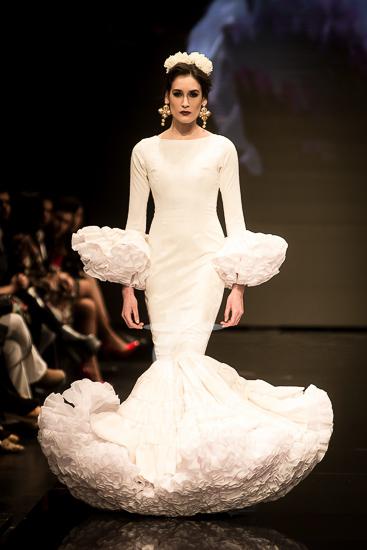 Simof 2018 - Alejandro Santizo - Moda Flamenca - Trajes de Flamenca
