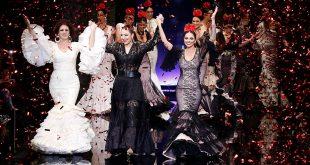 Simof 2018 - Pilar Rubio - Trajes de Flamenca - Moda Flamenca