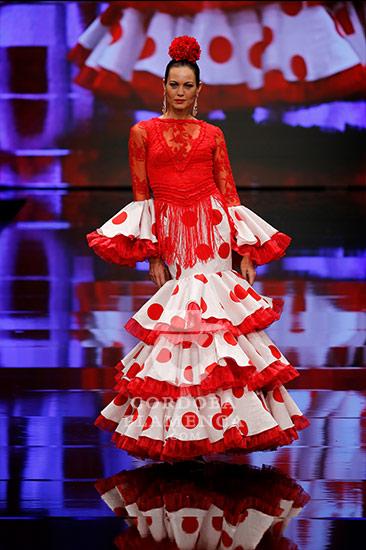 Simof 2018 - Mof & Art - Trajes de Flamenca - Moda Flamenca