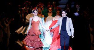 Simof 2018 - Certamen Noveles - Trajes de Flamenca - Moda Flamenca - Diseñadores