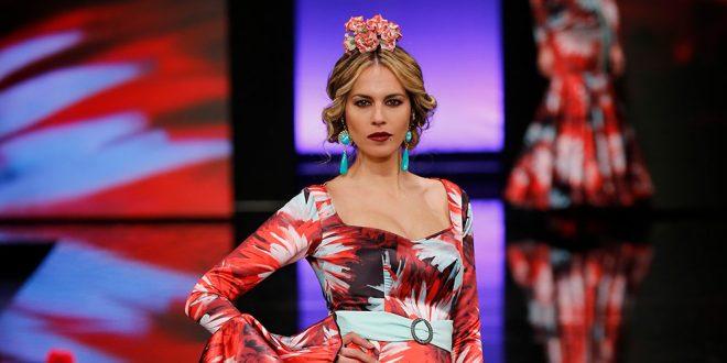 Simof 2018 - Adelina Infante - Trajes de Flamenca - Moda Flamenca - Tendencias Moda Flamenca 2018