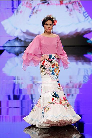 Simof 2018 - Atelier Rima - Trajes de flamenca - Moda Flamenca -