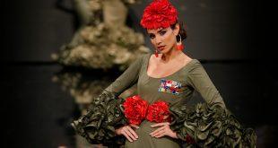 Trajes de flamenca en Simof 2018 - Calandria - Moda Flamenca 2018-