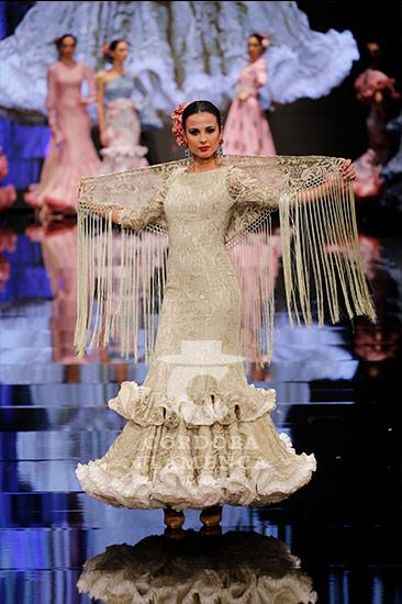 Simof 2018 - Carmen Vega - Trajes de Flamenca- Moda Flamenca