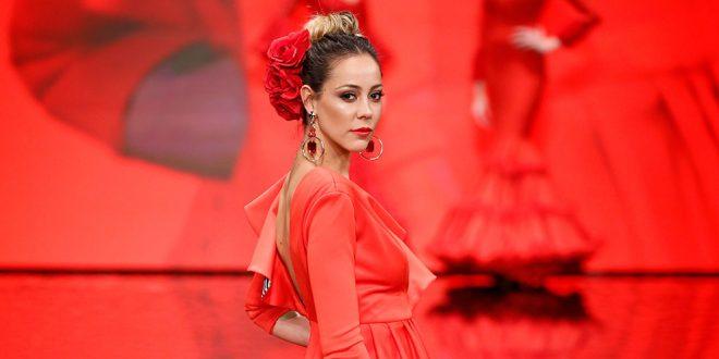 Simof 2018 - Consolación Ayala - Trajes de Flamenca - Moda Flamenca