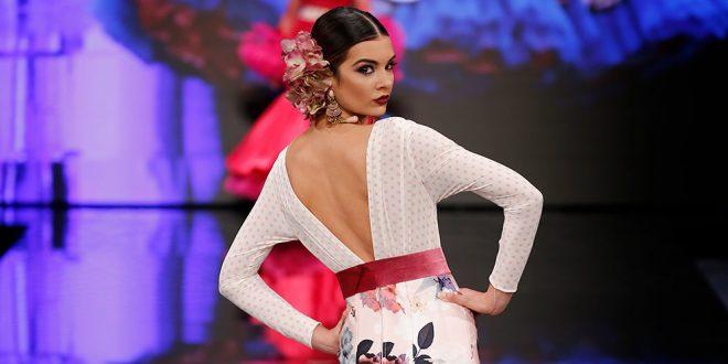 Trajes de Flamenca en Simof 2018 - De lunares y volantes - Moda Flamenca 2018