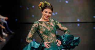 Trajes de flamenca en Simof 2018 - Hita y Arcos Moda Flamenca - Moda Flamenca 2018 -
