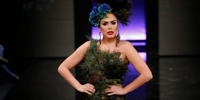 Trajes de flamenca en Simof 2018 - Inés de la Fuente - Moda Flamenca 2018 -