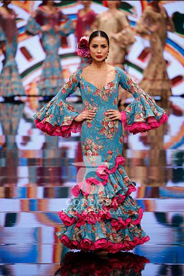 Simof 2018 - Molina Moda - Trajes de Flamenca - Moda Flamenca