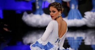 Simof 2018 - Rosapeula - Trajes de Flamenca - Moda flamenca