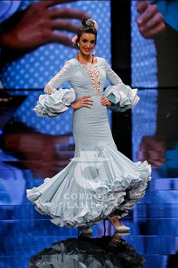 Simof 2018 - Sara de Benítez - Trajes de Flamenca - Moda Flamenca
