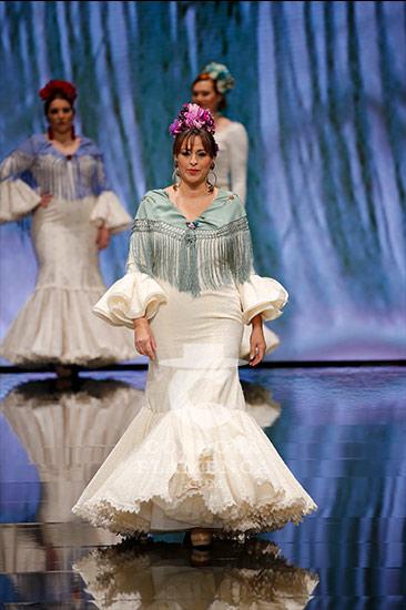 Simof 2018 - Sonibel - Tallas Grandes- Trajes de Flamenca - Moda Flamenca