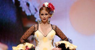 Simof 2018 - Teresa Ninú Atelier - Trajes de Flamenca - Moda Flamenca - Trajes de Flamenca en Simof 2018