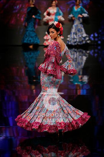 Simof 2018 - Yolanda Moda Flamenca - Trajes de Flamenca - Moda Flamenca