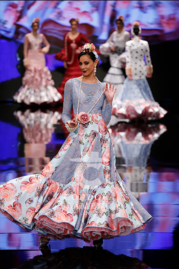Simof 2018 - Yolanda Rivas - Trajes de Flamenca - Moda Flamenca -