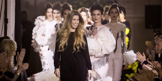 Juana Martín - Moda Flamenca 2018 - Camarón 30 ans après - Trajes de Flamenca Juana Martín -