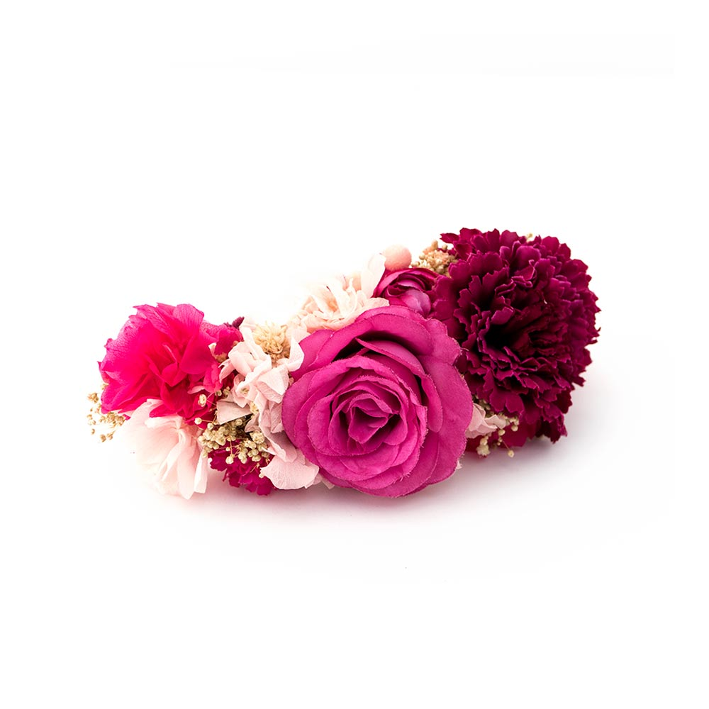 Tocado De Flamenca De Flores Complementos De Flamenca