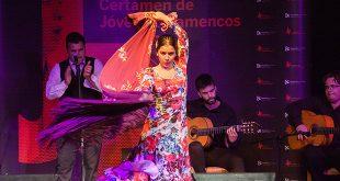 Certamen de Jóvenes Flamencos de Córdoba- Sonia Monje