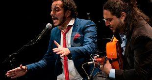 Moises Vargas - Niño Seve - Jóvenes Flamencos de Córdoba - Artistas Flamencos de Córdoba