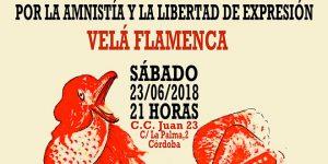 Velá Flamenca en Juan 23 @ Círculo cultural Juan 23 | Córdoba | Andalucía | España