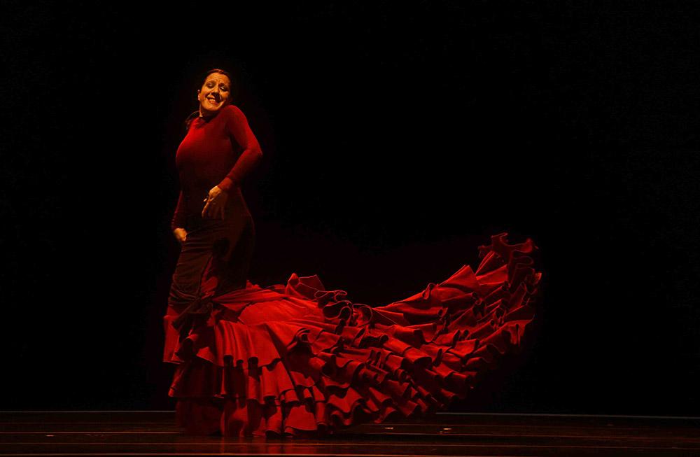 María Pagés - Óyeme con los ojos - Festival de la Guitarra de Córdoba