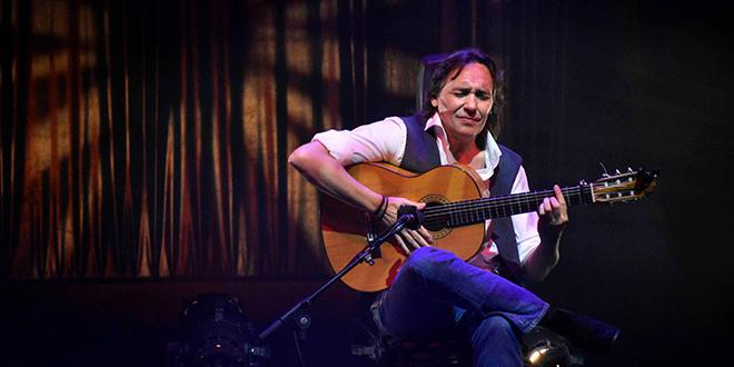 Vicente Amigo - Gira Memoria de los Sentidos - Festival de la Guitarra de Córdoba - Teatro Axerquía