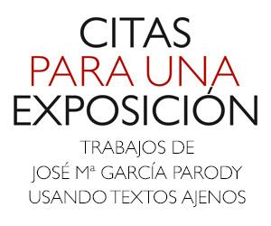 Exposición Parody. Delegación de Cultura Ayuntamiento de Córdoba