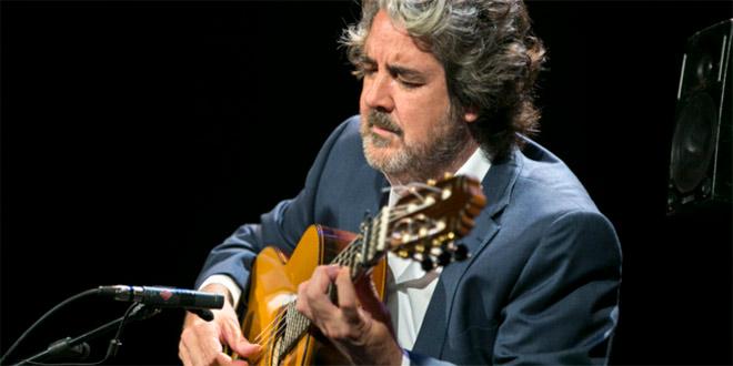 Rafael Riqueni. Guitarrista de Flamenco