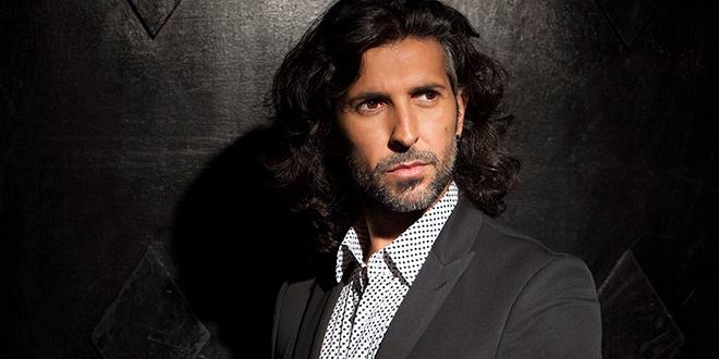 El cantaor Arcángel, ganador del Grammy Latino 2018 al mejor disco de música flamenca, actuará en el Gran Teatro de Córdoba. Foto: cordobaflamenca.com