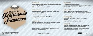 Semana del Patrimonio Flamenco @ Centro Flamenco Fosforito | Córdoba | Andalucía | España