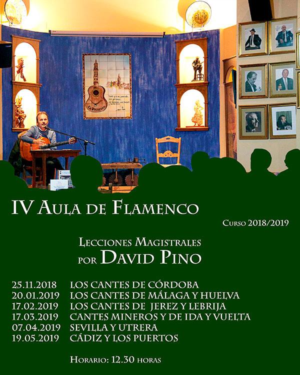 IV Aula de Flamenco 'La Pajarona' @ Peña Flamenca La Pajarona | Bujalance | Andalucía | España