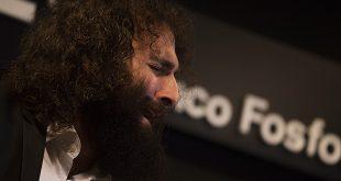 El cantaor cordobés José del Calli en una reciente actuación en el Centro Flamenco Fosforito. Foto: Toni Blanco.